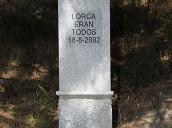 Lorca, un crimen que no ha prescrito
