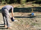 La ARMH entrega los restos del guerrillero antifranquista Be...