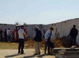 La falta de resultados obliga a suspender la exhumación de ...