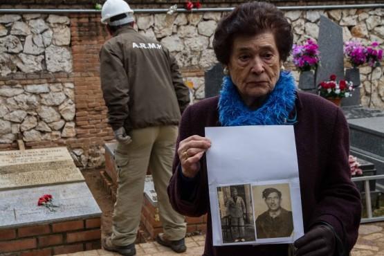 """""""Sin la recuperación de los desaparecidos, la democracia está coja"""""""