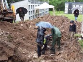 Buscan en Castroncelos los restos de dos hermanos víctimas de la Falange