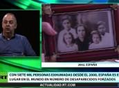 Entrevista con Emilio Silva,presidente de La Asociación para la Recuperación de la Memoria Histórica