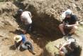 Encuentran en una fosa común los restos de un ourensano represaliado