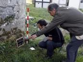 Los numerosos restos hallados en Torés dificultan dar con O Pelegrín