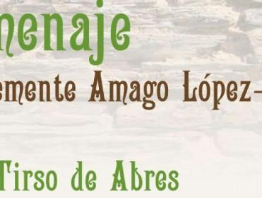 Homenaje al alcalde socialista Amago, asesinado a palos en 1936