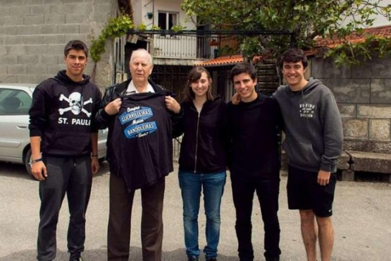 El último testimonio de la guerrilla gallega