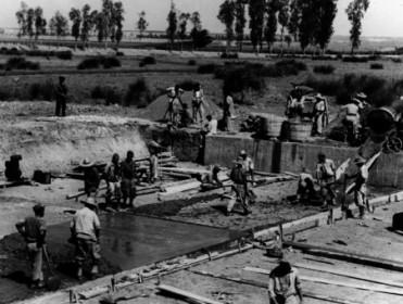 Un canal para el terrateniente andaluz, reconocido por la historia