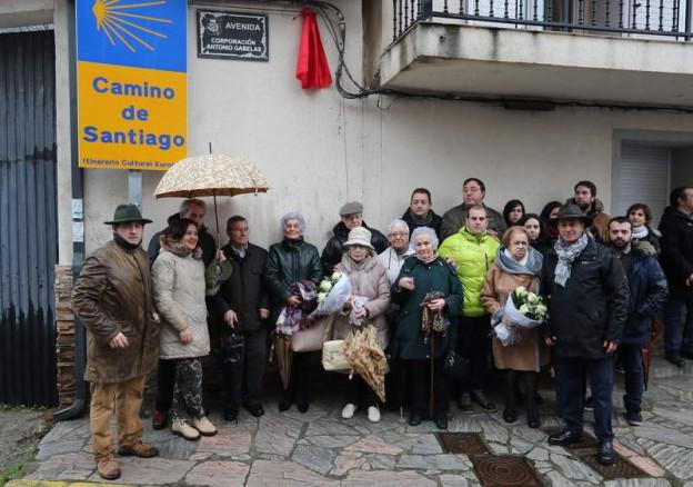 homenjae villafranca del Bierzo Domingo Gabelas /