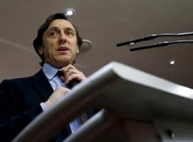 La Fiscalía no ve delito en la burla de Rafael Hernando a las víctimas del franquismo