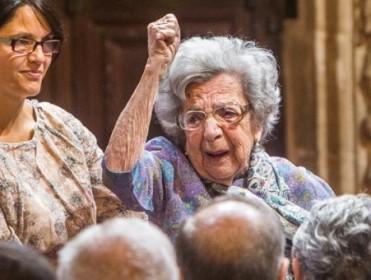 Muere a los 103 años la maestra republicana que defendió la educación pública frente a Primo de Rivera, Franco y Wert