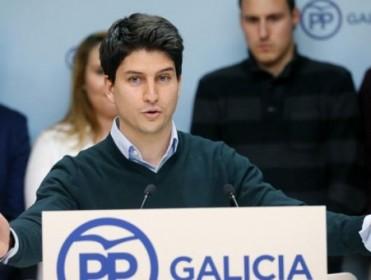 """El PP nombra presidente de NNGG a un edil que atribuyó la Guerra Civil a """"la confrontación social"""""""