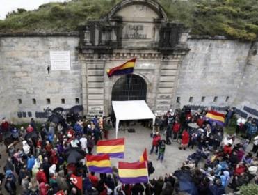 Aparece la fosa común de la mayor fuga de presos de la historia de España