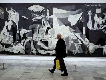 El Reina Sofía oculta la Memoria Histórica del 'Guernica' de Picasso