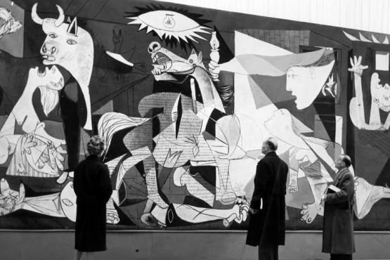 Hace 80 años, Guernica moría arrasada por las bombas nazis