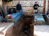 """La """"querella argentina"""" multiplica los pedidos de exhumación en fosas comunes"""
