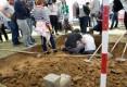 Los datos de la exhumación de la fosa de Bañugues se conocerán en otoño