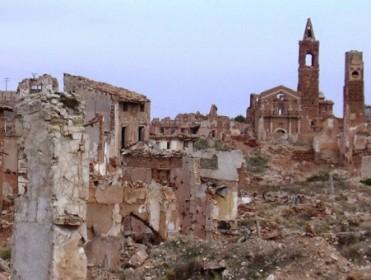 Belchite: donde Franco mintió a un pueblo que vio 5.000 muertes