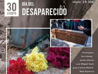 Día Internacional del Desaparecido – 30 Agosto