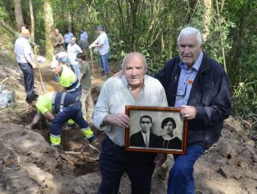 La ARMH recuerda al gobierno su responsabilidad en la búsqueda de los desaparecidos por el franquismo