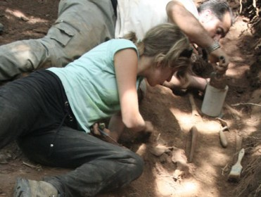 A Fonsagrada celebra los 10 años de la exhumación del 'Batallón Galicia'