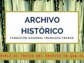 La Fiscalía insta a Cultura a reclamar a la Fundación Francisco Franco los documentos de su archivo