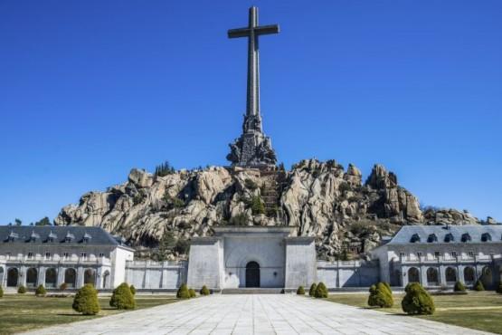 La piqueta entrará el lunes en el Valle de los Caídos para exhumar a dos cuerpos
