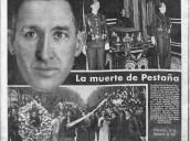 Barcelona rinde homenaje el lunes al sindicalista berciano, Ángel Pestaña