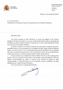 Ministerio de Interios Billy el Niño-001