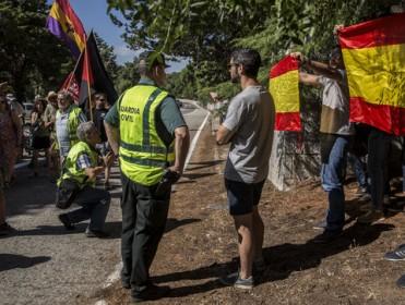 """""""Franco es un cuerpo extraño en el Valle de los Caídos y su salida ha de ser irreversible"""""""