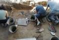 Aparecen los primeros restos de cuatro víctimas de la represión franquista en Boadilla