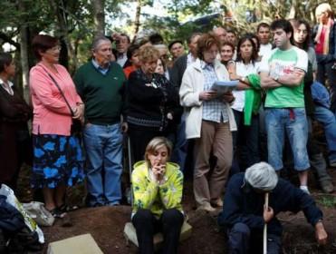 Más de 200 familias gallegas buscan a sus desaparecidos en la Guerra Civil y la dictadura