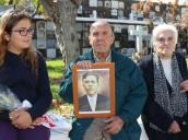 Fallece a los 92 años Diego González sin poder cumplir el sueño de encontrar a su padre, uno de los fusilados de San Lorenzo