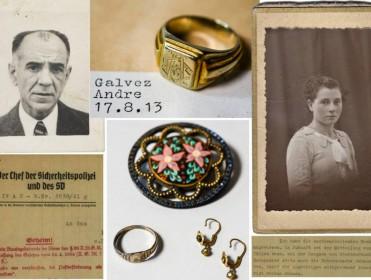 Alemania busca a las víctimas españolas del nazismo para devolver sus objetos robados