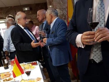 La Policía invitó a Billy el Niño a celebrar el patrón del Cuerpo en una comisaría de Madrid