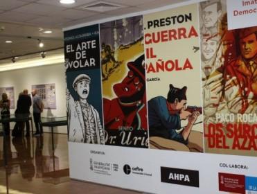 El cómic despierta conciencia sobre la memoria democrática en España