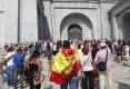 La anomalía de España con el fascismo: cuatro décadas de homenajes a la dictadura de Franco
