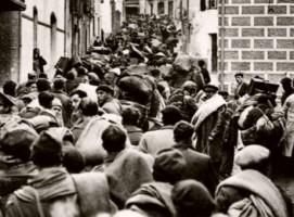 Hambre, agotamiento y muerte: refugiados republicanos en Almería tras la Desbandá