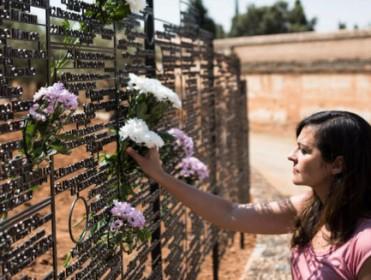 La arquitecto Carmen Moreno Álvarez galardonada por su obra Celosía de la Memoria