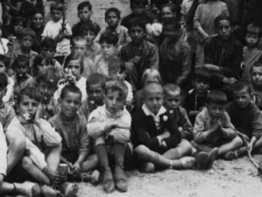 La joven Enriqueta, juzgada por un tribunal franquista a los 15 años