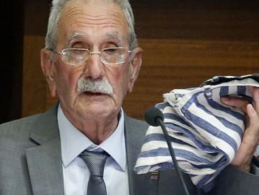 Fallece Vicente García Riestra, el último de Buchenwald