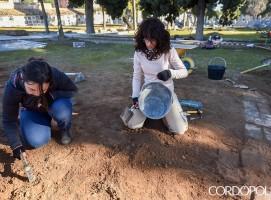 Exhumación del cuadro de San Ramón: en busca de Rafael, Juan y otros 46 represaliados