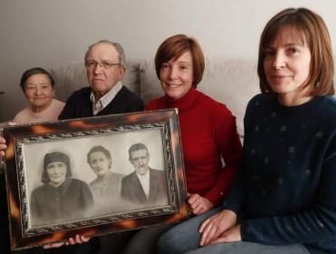La Pasionaria que fusilaron en León