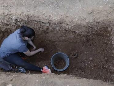 Genara y otras mujeres rescatadas de las fosas del franquismo en León