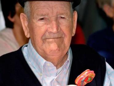 Martín recupera el sonajero que le arrebató la guerra civil hace 83 años