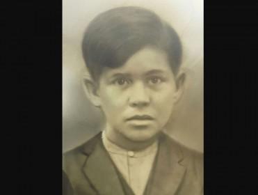 Ángel vuelve a casa (en Agones) 82 años después