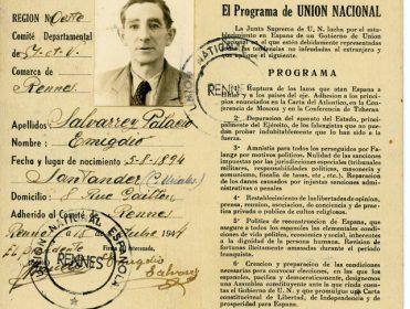Emigdio Salvarrey, el patrón de barco que combatió el fascismo desde un campo de concentración