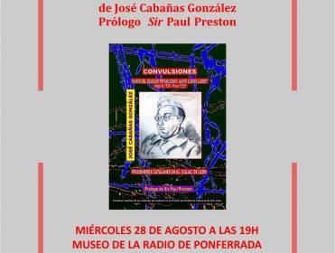 Convulsiones: Diario del soldado republicano Jaume Cusidó Llobet