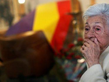 Fallece Ascensión Mendieta, símbolo de la lucha de las víctimas del franquismo