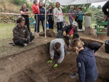 Exhumación Celeiros – Chandrexa de Queixa