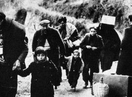Muere 'el niño' de la simbólica y conmovedora foto del exilio de 1939